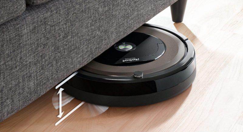 iRobot Roomba 890 vacuum cleaner