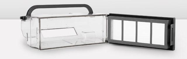 Ecovacs Deebot M80 pro dustbin
