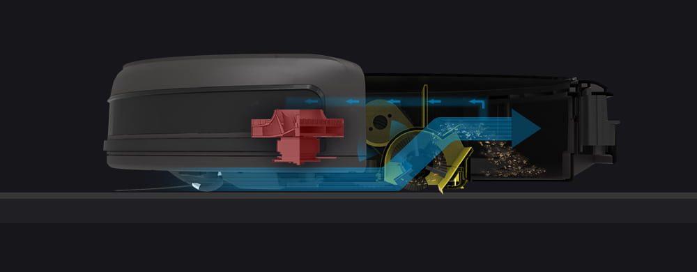 ILIFE A4S robotic vacuum