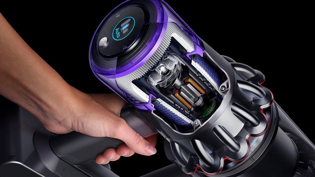 Dyson V11 digital motor