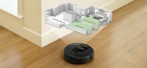 Roomba i7+ Imprint Smart Mapping