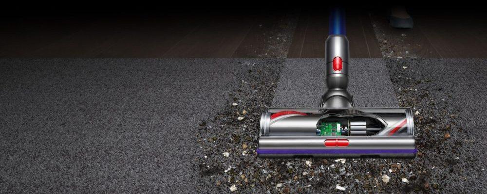 dyson v11 torque drive brushroll