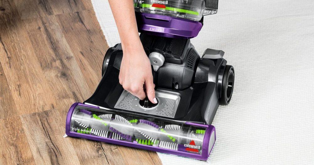 Bissell Rewind Pet vacuum cleaner