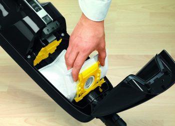 Miele Swing H1 bagged vacuum